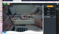 انشاء موقع ويب