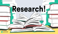 كتابة الأبحاث