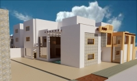 التصميم المعمارى لكافة انواع المبانى والتخطيط العمرانى  سكنى  صناعى  زراعى