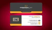 بتصميم بطاقات عمل
