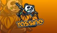 تصميم logo ألعاب إحترافي
