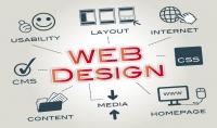 تصميم صفحات انترنت متجاوبة مع جميع الأجهزة كل صفحتين ب 5 $