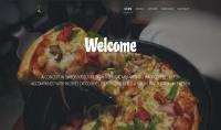 تصميم صفحة كاملة HTML - CSS  - Bootstrap 4