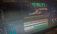 تصميم مونتاج فيديو يحتوي على animated logos  free music  color grading و بعض motion graphics مقابل 5 دولار