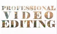 Professional video editing | عمل تصميم مميز للفيديو