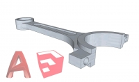 سأقوم بتصميم مجسمات ثلاثية الأبعاد على AutoCAD أو SketchUp