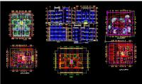 رسم مخططات الهندسة المعمارية autocad