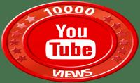 اضافة لك 10000 مشاهدة بفديو على قناتك باليوتيوب