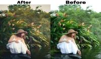 تعديل الصور الفوتوغرافية