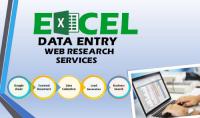 ادخال بيانات في اي من برامج الاوفيس او في المواقع الالكترونية