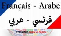 ترجمة مدققة و مراجة النصوص من العربية الى الفرنسية من الفرنسية الى العربية