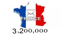 أعطيك 1.6 مليون ايميل فرنسي مع برنامج الإرسال