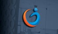 تصميم شعار شركة 3D احترافي
