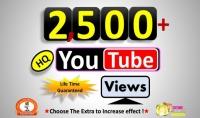 إضافة مشاهدات يوتيوب   لايكات  آمنة 100%  بسرعة