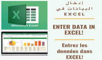 Data Entry in Microsoft Excel