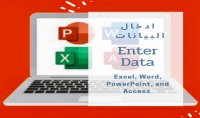 Enter Data in Microsoft Office: Excel  Word  PowerPoint  and Access