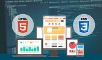برمجة وتصميم المواقع الالكترونية Front end web development