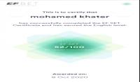 ترجمة مستند من 50 صفحة الانجليزيه أو العربية