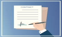 كتابة مراجعات العقود والاتفاقيات وأوامر التغيير والتعديلات والوثائق التعاقدية المماثلة
