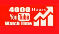 جلب 4000 ساعة مشاهدة للقنوات الجديدة على اليوتيب