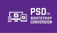 تصميم موقع باستخدام Bootstrap 4