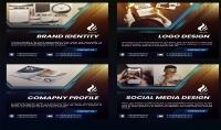 تصميم مواقع لوجو بروفيل هوية شركة السيو اعلانات جوجل استاضفة مواقع