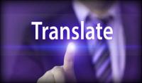 ترجمة احترافية و تدقيق لغوي من العربية للإنجليزية و العكس.