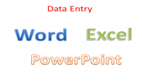مدخل بيانات Word Excel PowerPoint ...etc.