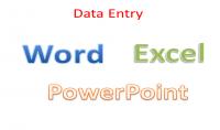 مدخل بيانات Word Excel PowerPoint ...etc.