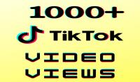 مشاهدات TikTok حقيقيين 100%