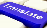 ترجمة من إنجليزي لعربي والعكس