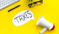 تسليم اقرارات ضريبية