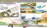 متابعة أعمال طلاب الهندسة المعمارية وتوجيههم في عملية التصميم