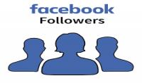 زيادة 500متابع على صفحة الفيسبوك الخاصة بك مقابل 5 $