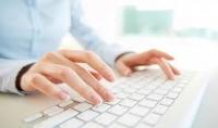 تعلم الكتابة السريعة دون النظر إلى الكيبورد
