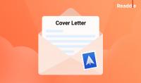 سأكتب خطاب تغطية في أي مجال تريده
