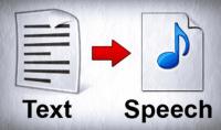 تحويل أي نص الى محتوى صوتي و كذلك يمكنني فعل العكس بدون أخطاء