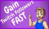 تزويد حسابك على منصة تويتش ب 3500 متابع مع ضمان لمدة شهر