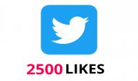 أحصل على 2500 لايك لمنشوراتك على التويتر مع خاصية التوزيع