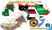 أرسال زوار عرب لموقعك من الدول العربية لتحسين أليكسا والسيو SEO