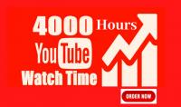 4000 ساعة مشاهدة يوتيوب جودة عالية