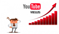 أحصل على 2000 مشاهدة على يوتيوب مع ضمان لمدة شهر