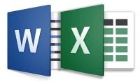 ادخال البيانات على WORD  amp; EXCAL وتنسيقها
