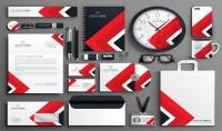 تصميم هوية تجارية المطبوعات