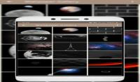 عمل تطبيق اندرويد بسيط يحتوي على صور لمنتجاتك وخانة التواصل