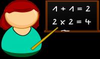 ملف عمليات حسابية للأطفال