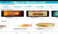 تطبيق مطعم متكامل باستخدام فلتر
