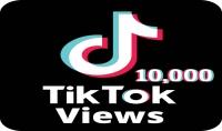 تزويد 10000 مشاهدة في تيك توك