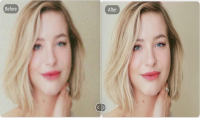 تحسين دقة وجودة الصور بدقة عالية جدا وخاصة وضوح دقة الوجه