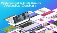 إنشاء وتطوير مواقع Websites خاصة بك بدقة واحترافية